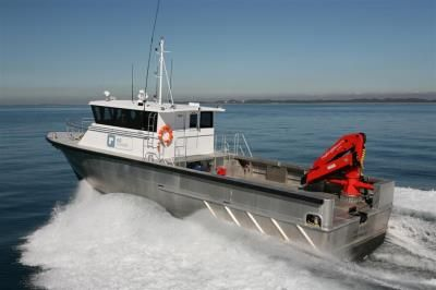 Go Puriya - Go Marine For more details, visit: http://seacogs.com/Vessels/Vessel?ID=18 #workboat #NavAid #SEACOGS #GoMarine