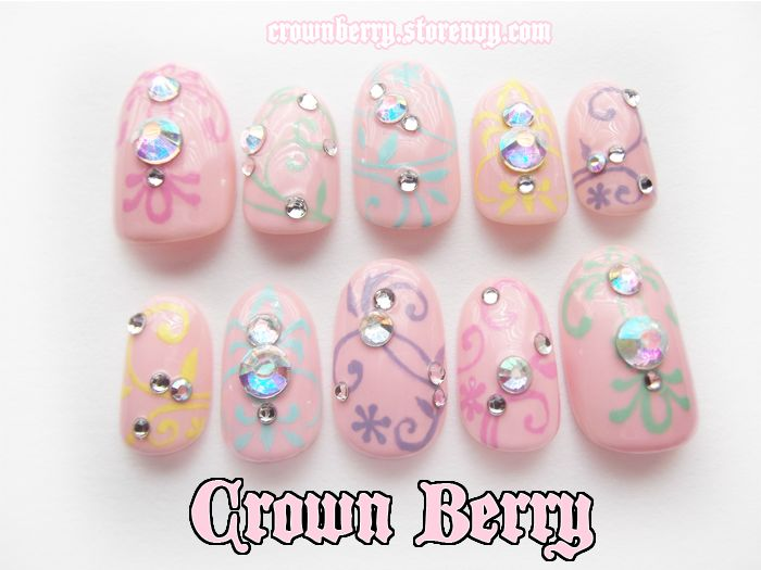 73 best My Shops Nailart images on Pinterest | Berry, Blueberry and ...
