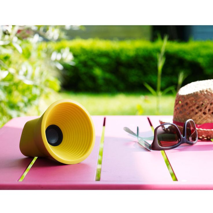 top3 by design - Kakkoii - wow speaker yellow