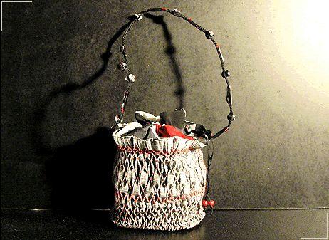 Anna Clari - Bags - smocked bag