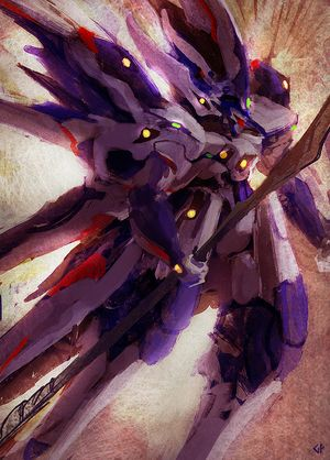 11 best xenogears images on pinterest video games videogames and omnigear xenogears xenogears playstation psx ps1 remake into a series of speed paintings fanart by fandeluxe Gallery