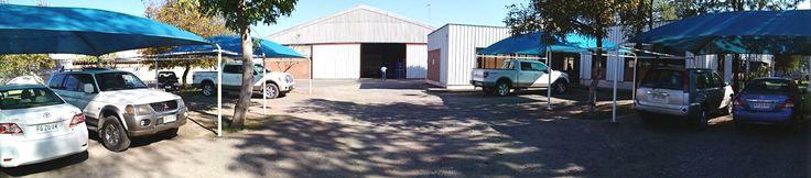 Estacionamientos Bodegas y Estructuras Metalicas Duramet - Telef. 228571547 - 228571983 - 228571408