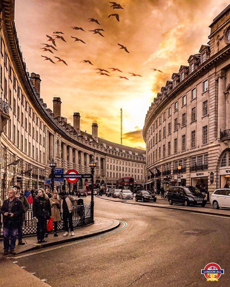 Regent Street London