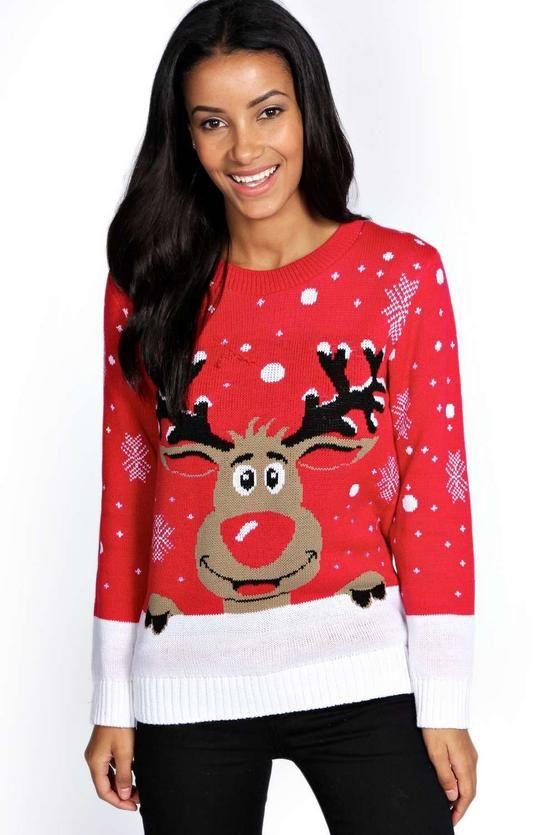 25+ unique Reindeer christmas jumper ideas on Pinterest   Mens ...