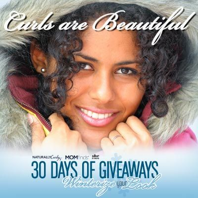 Enter to win Curly Hair prizes: Winterize Your Look http://www.naturallycurly.com/Winterize-Your-Look