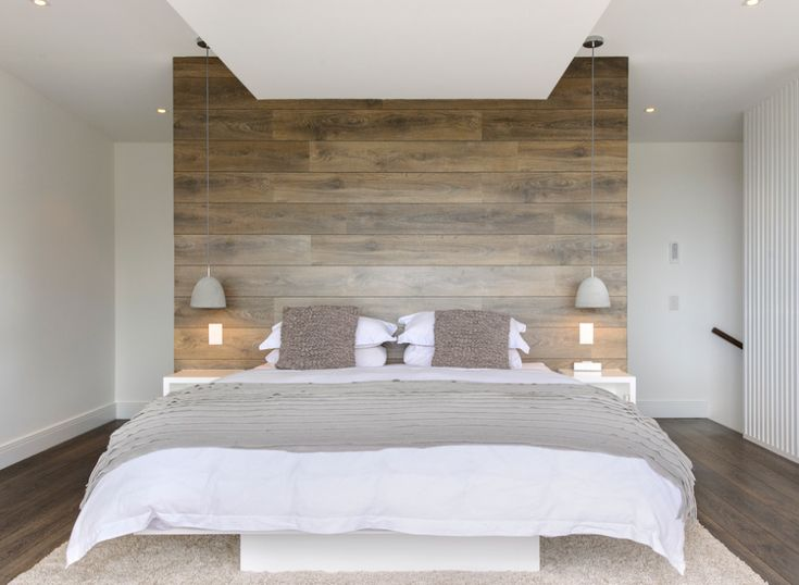 Bedroom Bedhead Wall Timber Laminate