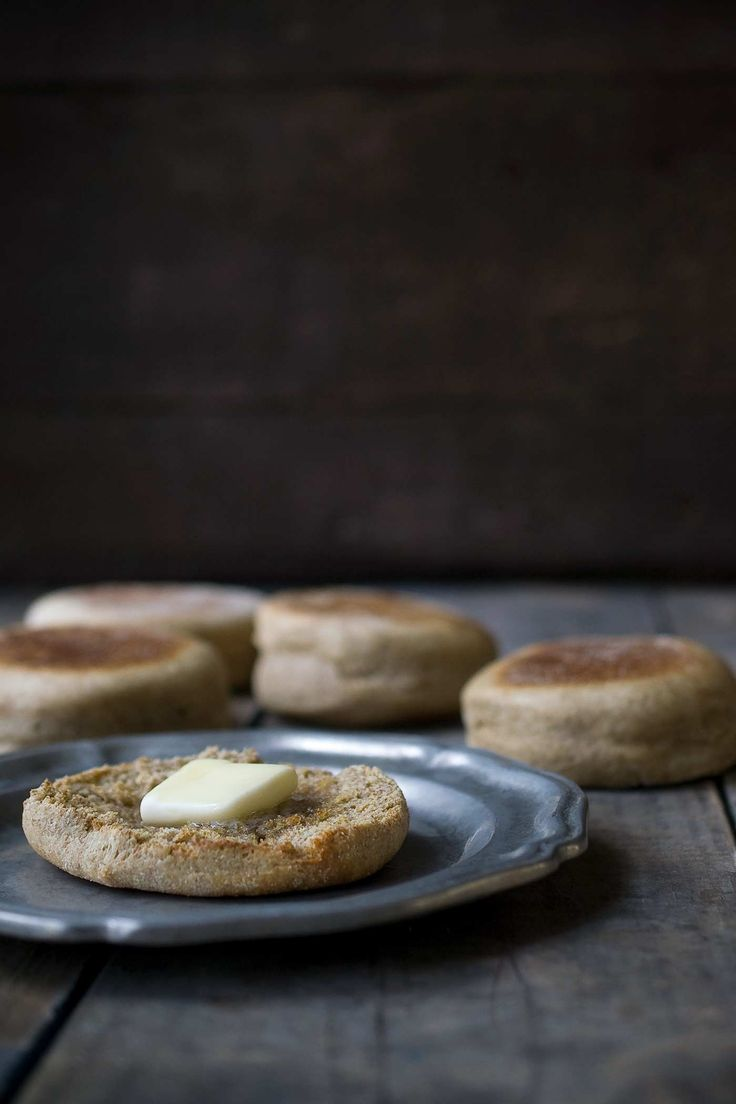Homemade Whole Wheat English Muffins have much more flavor than anything you'll buy at the store, not to mention a satisfying, crunchy exterior. They make the BEST egg sandwich.