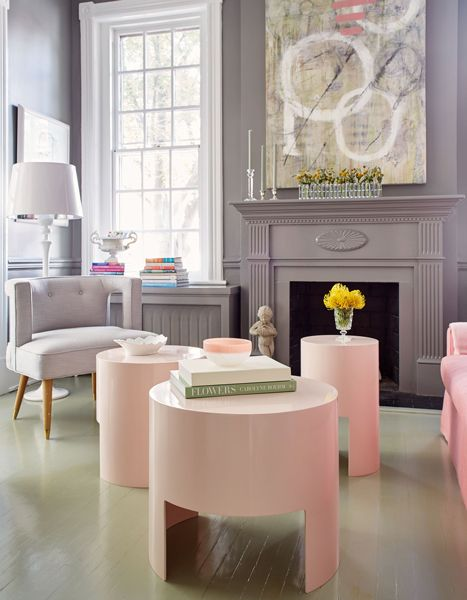 Dusty Lavender Paint Haute Decor Feminine Pinterest
