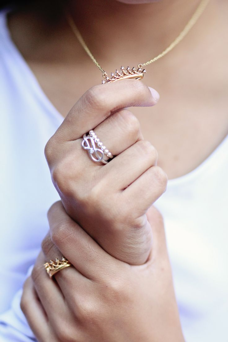 [WHY HER] Crown Collection by WHYJewellery, for sale on http://hellopretty.co.za