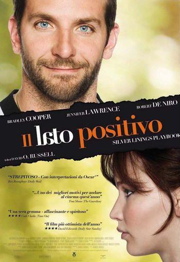 """""""Il lato positivo"""" e l'occasione perduta.  Il lato positivo di David O. Russel al cinema dal 7 marzo, con Bradley Cooper, Robert De Niro e la neo vincitrice del premio Oscar Jennifer Lawrence"""