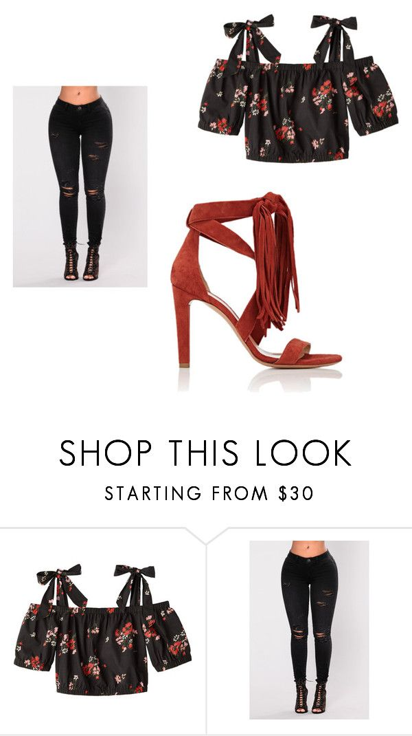 """""""Slay outing outfit #3"""" by jnantchouang on Polyvore featuring Chloé"""