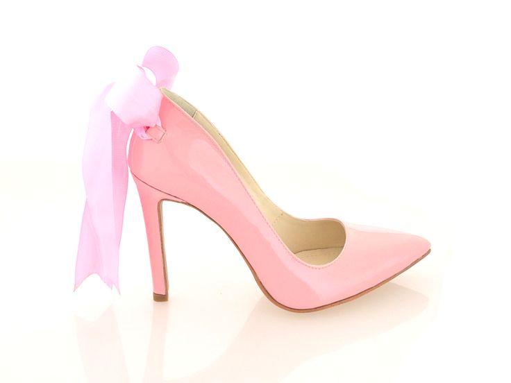 Pantofi Perfection Satin (Queen Collection)