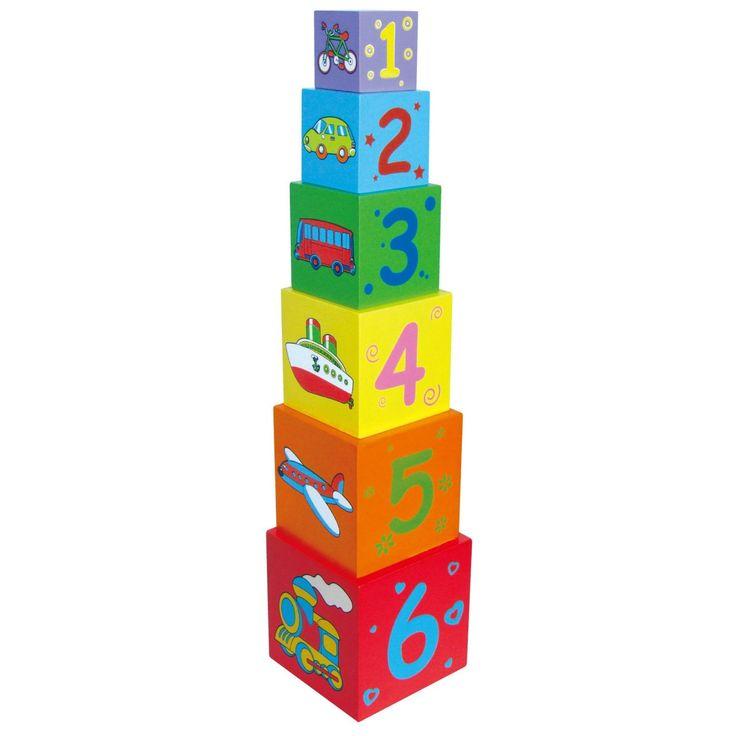 Cubes gigognes