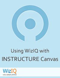 Instructure Canvas a learning management system has announced its Partner Program and WizIQ became the first Certified Partner to develop a plugin for use with the LMS. Download this free eBook, which explains how using virtual classroom in Instructure Canvas :-Students and teachers can coordinate with each other without meeting physically-Professors from universities can interact with students virtually from anywhere -Students and teachers can attend conferences even while travelling.