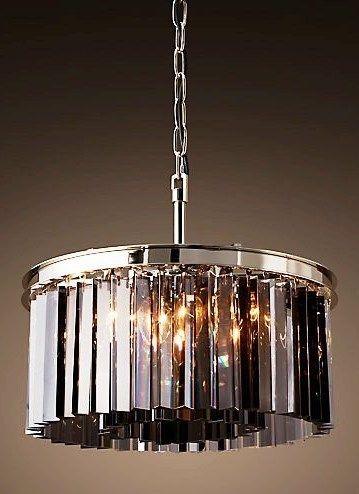 Stylowa lampawisząca wewnętrzna z kryształkami w kolorze szarym. Wykonana z wysokiej jakości materiałów. Dbałość o szczegóły i wyjątkowy charakterystyczny design nadają lampie wyjątkowego klimatu. Gw ...