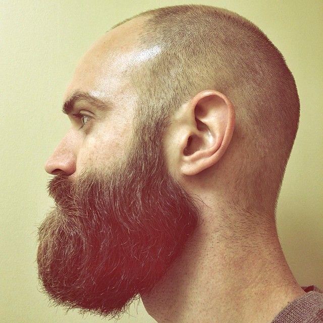 1000 Ideas About Bald Men Styles On Pinterest: 1000+ Ideas About Bald With Beard On Pinterest