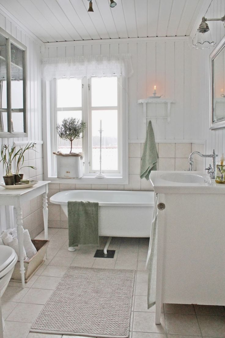 934 best Shabby chic bathrooms images on Pinterest | Bathroom ...