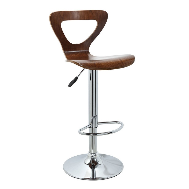 Powell Set Of 2 Fremont Barstools In Walnut Home