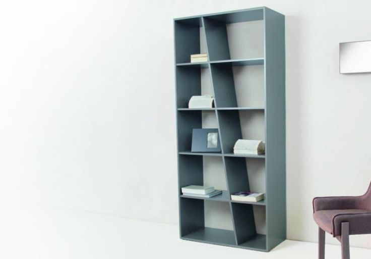 SEVEN Library | Compositions - Bookshelves | alexopoulos & co | #innovation #bookcase #furniture #design #alexopoulos_co #madeingreece