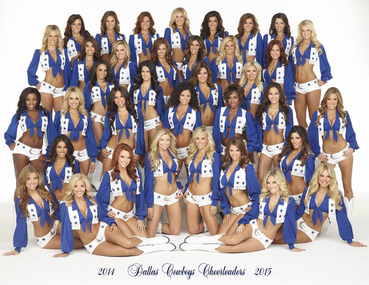 dallas cowboy cheerleaders 2014-2015