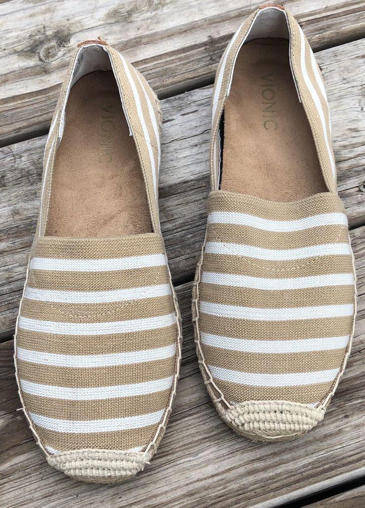 f53219f5fa8 Vionic Women s Valeri Espadrille Flat  fashion  clothing  shoes   accessories  womensshoes