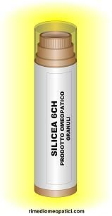 SILICEA-granuli