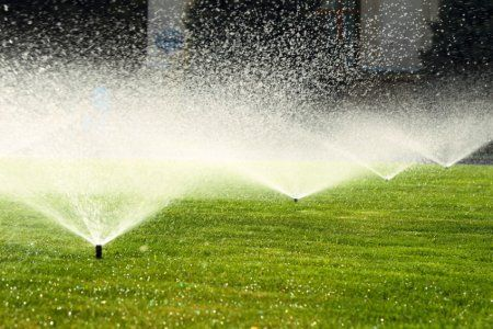 Adjust your pop-up sprinkler head's spray pattern or watering angle in just a few steps.
