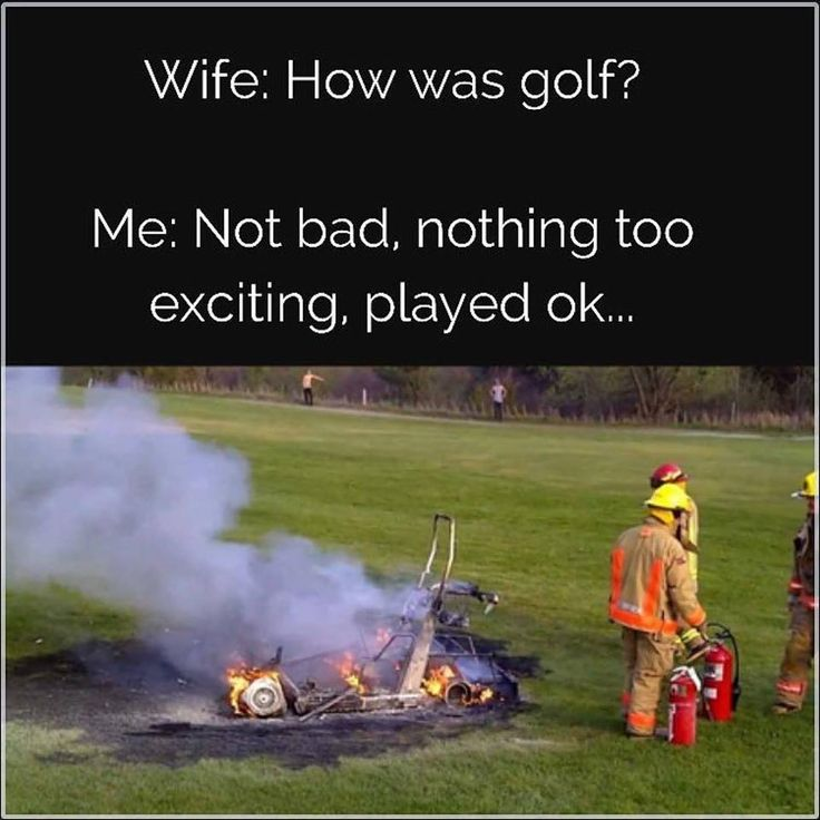 Yeah, nothing really stands out... | Rock Bottom Golf #RockBottomGolf