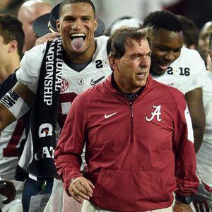 Congrats!!! Alabama holds off Deshaun Watson, Clemson to win national championship
