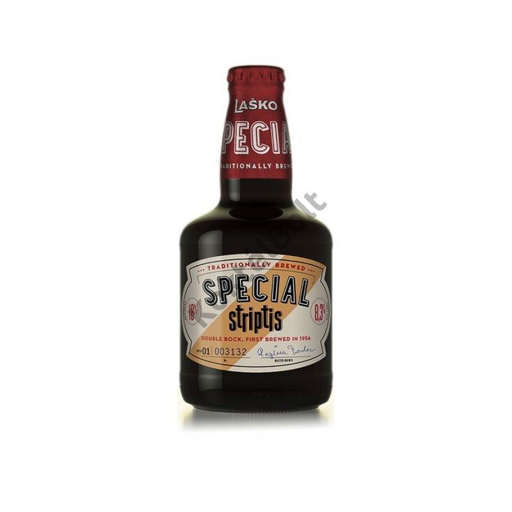 Lasko Special Striptis sör 0,33 L - Italok