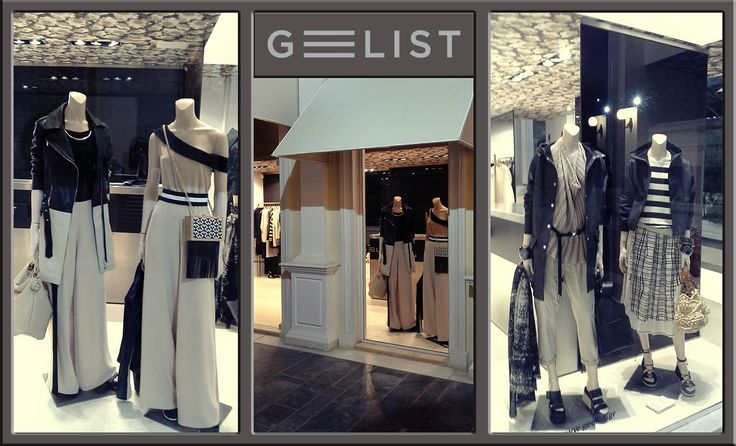 Our new window front in Kifissia, Athens. ‪#‎womenswear‬ ‪#‎womensfashion‬ ‪#‎eshop‬ ‪#‎BeThePerfectYou‬ with ‪#‎GEELIST‬