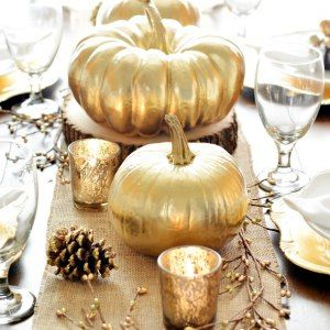 Featured on DETAILS: Best of Modern Thanksgiving Decorations | Blue Bird Green http://carolynsdetails.blogspot.com/