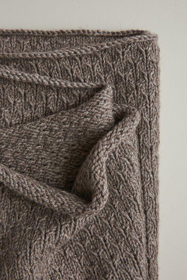 Thorn Stitch Cowl