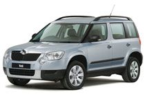 Skoda Yeti Car Overview -  The Skoda Yeti is a five-door five-seater compact SUV model built by the Czech car manufacturer Skoda Auto. It was introduced at the 2009 Geneva Motor Show in March, as the division's first entry into the popular SUV market. #Skoda #Yeti #Cars #India