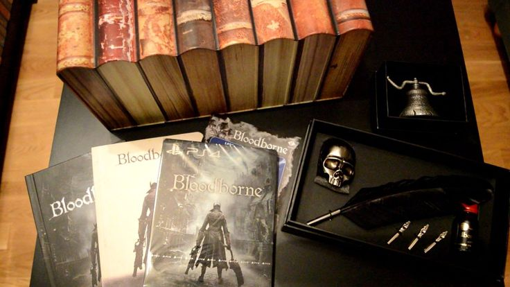 Unboxing Bloodborne - Nightmare Edition