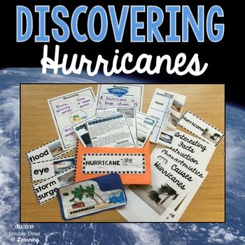 Hurricane Unit with PowerPointGet your students engaged with informational text by teaching a week long unit on Hurricanes. The materials in this unit are interactive and utilize multimodal strategies to increase student engagement and outcomes. The Hurricane unit is a comprehensive week long unit that integrates technology, vocabulary, writing, art, reading strategies and more!