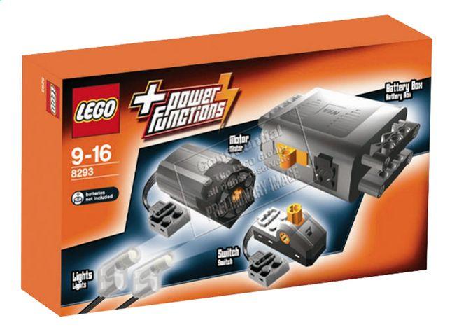 Afbeelding van LEGO Service 8293 Power functies motorset from ColliShop