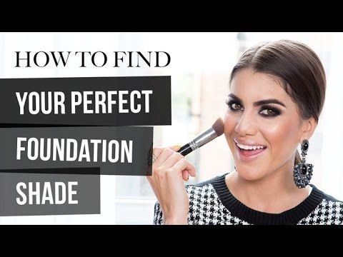 how to find your makeup shade