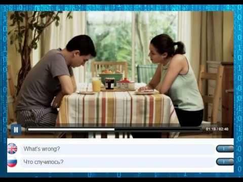Популярный Молодёжный Мини сериал по Изучение английского языка - YouTube