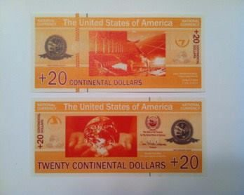 New Currency for The United States Republic – Backed by Gold – Ready for distribution | Maine Republic Email Alert