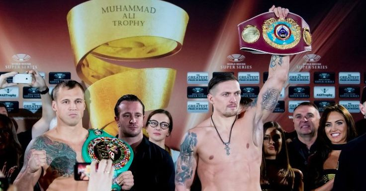 Usyk vs Briedis: Live streaming results and round by round coverage #allthebelts #boxing