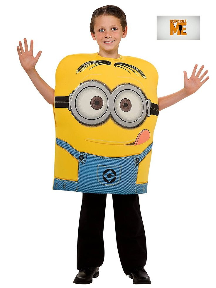 Find and save ideas about Homemade minion costumes on Pinterest. | See more ideas about Minion costumes, Minion halloween costumes and Halloween minions. It is so easy to make a Despicable Me Minion Costume. My son asked me to make him one. Find this Pin and more on Bloggers' Fun Family Projects by JDaniel4's Mom.