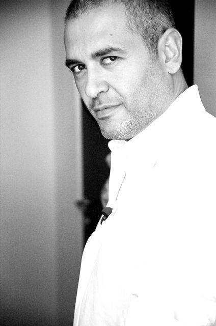 Elie Saab, (b:1964) a Lebanese High Fashion Designer. He ...