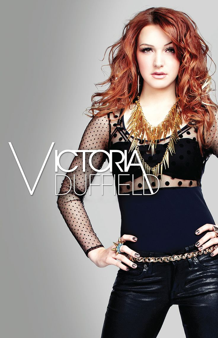 Victoria Duffield- love her hair
