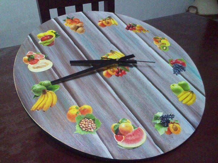 M s de 20 ideas incre bles sobre relojes para cocina en - Relojes para cocina ...