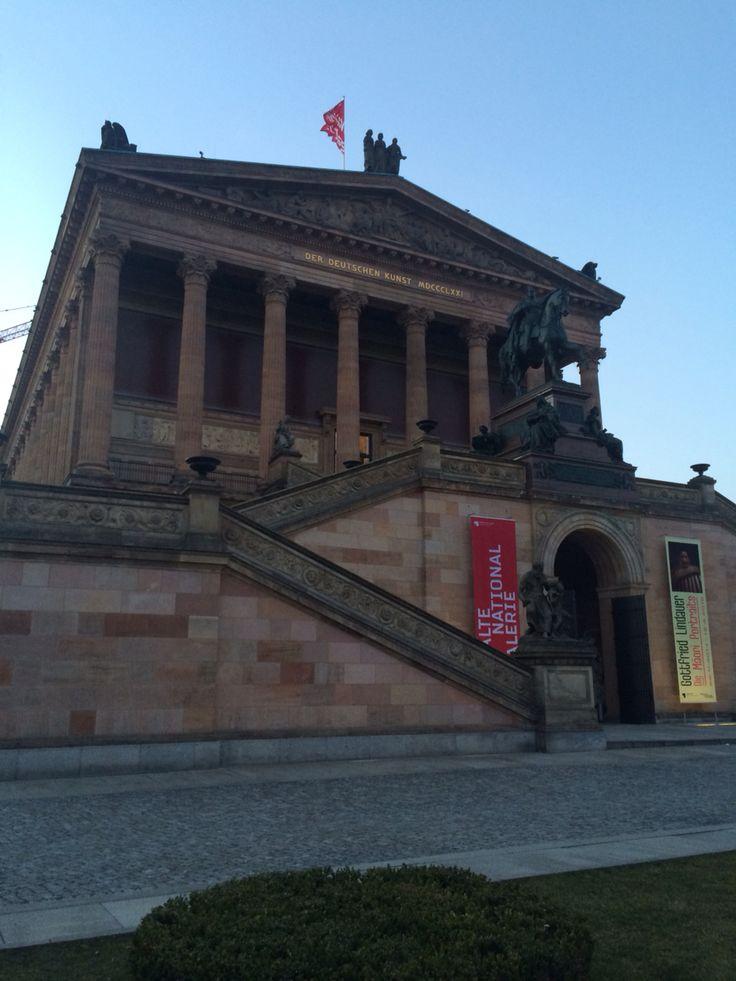 Galleria Nazionale Berlino.