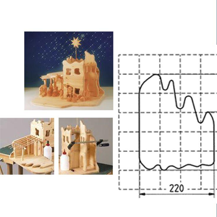 die besten 20 selber bauen modellbau ideen auf pinterest krippenbau weihnachtskrippe holz. Black Bedroom Furniture Sets. Home Design Ideas