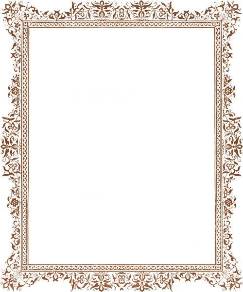 29 best papéis de parede images on Pinterest Backgrounds, Paint - certificate border template free
