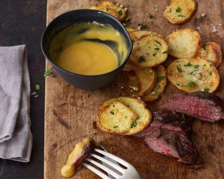 'Steak Sauce' Hollandaise