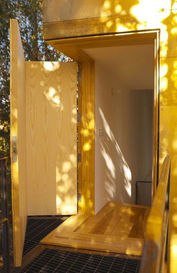 NAIL COLLECTOR'S HOUSE  Essex, NY, United States, 2001-2004 by Steven Holl (c) Andy Ryan